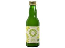 Helios økologiske sitronjuice