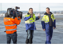 CNN visits Oslo Airport