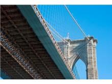 USA New York Brooklyn Bridge