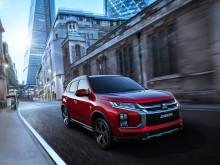 Modelljahr 2020 des Kompakt-SUV ASX