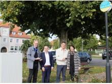 WLAN-Straßenbeleuchtung_Maxhütte-Haidhof_Newsroom