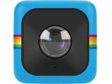 Polaroid Cube, blå framifrån