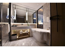 Maritim Hefei Hotel / bathroom