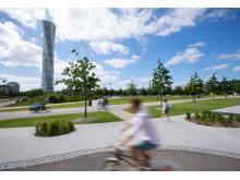 Assemblin har fått ett nytt multidisciplinärt uppdrag av Ikano Bostad, nu i Västra hamnen.