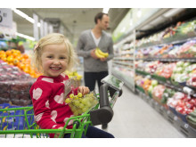 Nå blir det billigere å velge grønt og sunt i KIWI