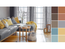 Vinterens farger - Calm House