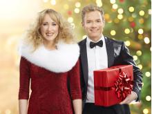 """""""Julen är här"""" på turné 2014 Matilda Grün och Peter Johansson"""