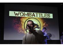 Wombattles - freestyle rap battle