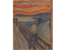 "Edvard Munch, ""The Scream"", 1893."