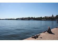Stockholm och vatten