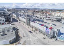 Bane NOR Eiendom kjøper Stillverksveien 1-9 i Lillestrøm