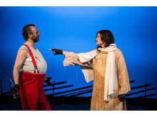 Jesus anklagar Nikko
