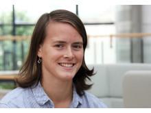 Anna Furberg, PhD student at the Division of Environmental Systems Analysis