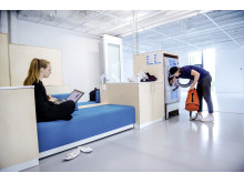 Tvättstudion HSB Living Lab