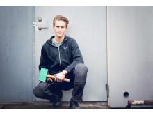 Mattis Sjögren, Törnströmska Gymnasiet, Karlskrona