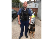 PC David Harris and Reg