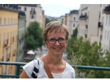 Elisabeth Engberg, en av författarna till boken.