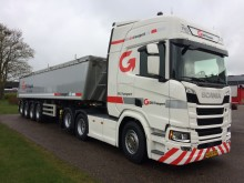 Ny Scania R 500 til MJ Transport