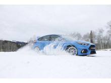 Vinterdekk Ford Focus RS