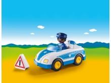 Das neue Polizeiauto von PLAYMOBIL 1.2.3