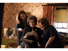 Julianne Nicholson, Meryl Streep, Margo Martindale