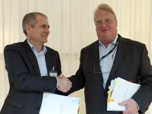Goodtech har av Svenska kraftnät vunnit förtroendet att bygga om 400 kV-stationen Söderåsen
