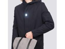 Minilampa Eclipse, jacka