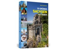 """Buchcover """"111 Gründe Sachsen zu lieben"""""""