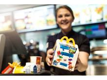 McDonald'sin henkilökuntaa