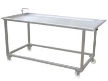 Plevnik cheese table - heated SMG