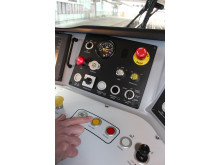 Automatic Train Operation - cab