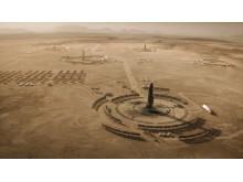 MARS2 Bygninger på Mars