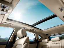 All New Tucson Interior