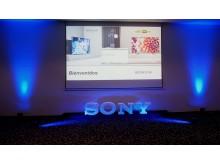 presentación Sony