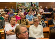 Oriveden Sydänyhdistyksen luentotilaisuudessa oli yli 70 osallistujaa