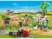 """Adventskalender """"Auf dem Bauernhof"""" von PLAYMOBIL (70189)"""
