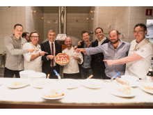 Pizza Unesco på Giro Pizzeria
