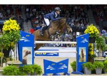 ATG erbjuder spel på hästhoppning under Gothenburg Horse show