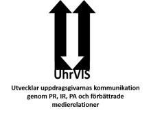 UhrVIS Utvecklar