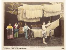 Pastafabrik Sicilien