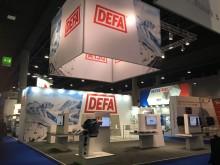 DEFA ställer ut på Automössan 2017