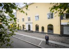Nyt alkavassa energiaremontissa LeaseGreen parantaa Jyväskylän keskustassa sijaitsevan Yliopistonkatu 28:n energiatehokkuutta.