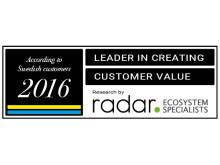 Leader in creating customer value