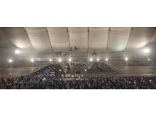 Nitro Circus Guinness världsrekord i London O2 arena