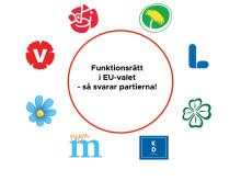 Partierna om EU-valet