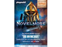 """NOVELMORE-Special """"DIe Invincibus"""""""