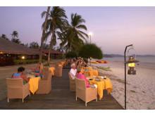 Meritus Pelangi Beach Resort & Spa - Al Fresco Dining