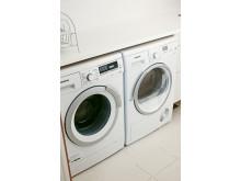 Tvättmaskin och torktumlare ifrån Siemens