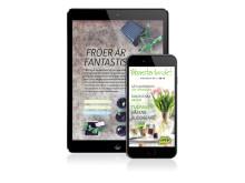 Blomsterlandets digitala magasin