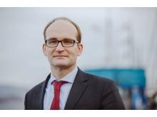 HaV:s  generaldirektör Jakob Granit intervjuas om vraksanering